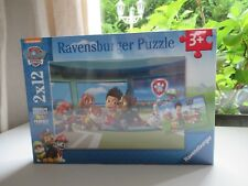 ☺ Puzzle Ravensburger Paw Patrol 3 + Neuf Sous Blister