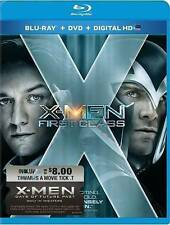 X-Men: First Class (Blu-ray/DVD, Includes Digital Copy)