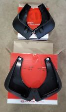 NEW OEM 2014-2015 KIA OPTIMA FRONT AND REAR MUD GUARDS--SX MODEL ONLY