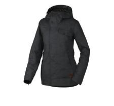 Brand New Women's Oakley Showcase Jet Black Skiing Winter Jacket Size S $320MSRP
