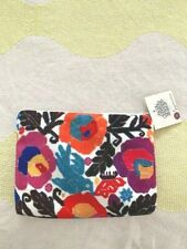 NWT Anna Chandler Fabric Clutch with matching Purse.