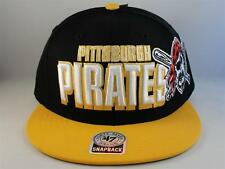 Pittsburgh Pirates MLB Snapback Hat Cap 47 Brand Slamma Jamma