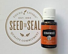 CEDARWOOD 15 ml Young Living Essential Oils New Never Opened ready to ship