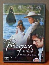 Presence of Mind    (DVD, 2003)    LIKE NEW