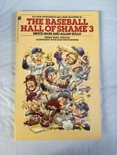 The Baseball Hall of Shame 3 by Bruce Nash and Allan Zullo