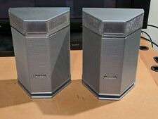 New listing Pair of Panasonic Home Theater Surround Sound Satellite Rear Speakers Sb-Ps920