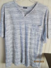 OT REVOLUTION MENS KNIT SHIRT SIZE 2X LIGHT  GRAY  NWT