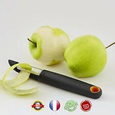 Économe Lame Pivotante Cuisine 18cm Design Pivotant Acier Ergonomique  Top