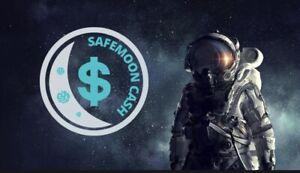 "5 Billion ""5,000,000,000"" SafeMoonCash (SafeMoonCash) Mining Contract-Crypto"