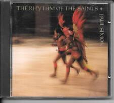 CD ALBUM 10 TITRES--PAUL SIMON--THE RHYTHM OF THE SAINTS--1990