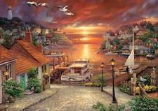 ANATOLIAN JIGSAW PUZZLE NEW HORIZON CHUCK PINSON 1500 PCS SUNSET #4522