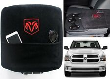 Custom Fit Black Center Console Cover For 2002-2017 Dodge RAM New Free Shipping