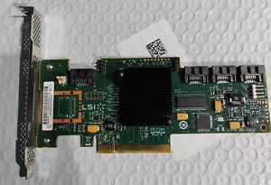 LSI PCI Express 6GB/s 4 Port SATA Controller Card SAS9212-4I
