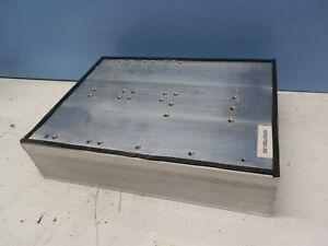 ALU Kühlkörper 300mm x 235mm x 75mm