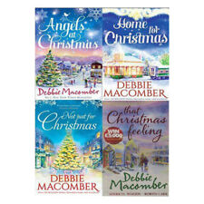 Debbie Macomber Collection 4 Books Set Home for Christmas Return to Promise NEW