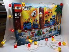 Lego Advent Calendar Christmas Light Bricks