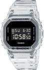 Casio G-Shock DW5600SKE-7 Transparent Pack Standard Square