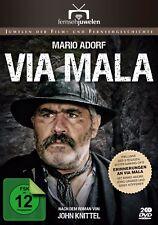 Via Mala (1-3) - Mario Adorf (1985) - Special Edition + Extras - Fernsehjuwelen