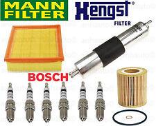 BMW E46 M54 Tune UP 320 325 330 (E36 Z3)Air Oil Gas Filter's MANN Hengst BOSCH