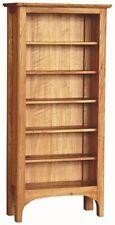 Oak Contemporary 6 Bookcases, Shelving & Storage Furniture