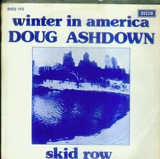 "7"" Doug Ashdown/Winter In America (NL)"