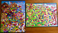 Milton Bradley Game Candyland 2004 World of Sweets Replacement Board You Choose