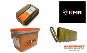 FENCING STAPLES BY KMR - 25MM, 33MM OR 40MM