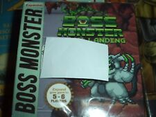 Boss Monster Crash Landing Expansion - BGM Brotherwise Games Board Game New!