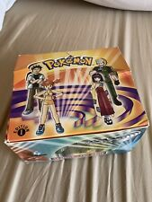 Pokemon Gym Heroes 1st Edition Booster Box Empty Including Original Invoice