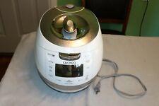 Cuckoo CRP-BHSS0609F - Pressure Rice Cooker, 6 Cups, White