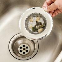 Sink Strainer Shower Drain Hair Catcher Stopper Bathtub Floor Filter Cover