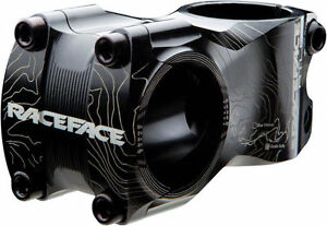 NEW Race Face Atlas Stem 50mm +/- 0 degree Black