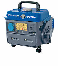 Groupe électrogène 2 TEMPS 780w MERCURE MC950 - FRANCE - LIVRE SOUS 48/72H