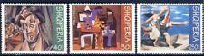 Albania stamps 2000. Pablo Picasso. Art, Picture. Set MNH. Michel 2763-2765