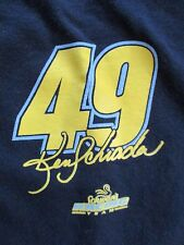 KEN SCHRADER No. 49 SCHWAN'S RACING TEAM Home Delivery (LG) T-Shirt