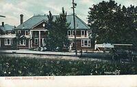 ATLANTIC HIGHLANDS NJ – The Casino – udb (pre 1908)