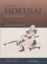 KATSUSHIKA HOKUSAI UND ZEITGENOSSEN Malerei und Zeichnungen Ausstellungskatalog
