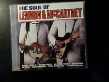 CD ALBUM - THE SOUL OF LENNON & McCARTNEY - ARETHA FRANKLIN / WILSON PICKETT