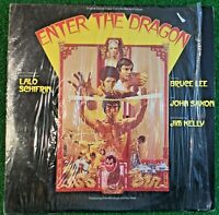Enter The Dragon 1973 Warner Bros Original Soundtrack From The Motion Picture LP