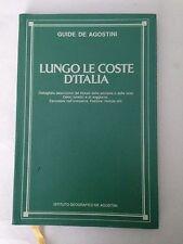 D24  Guide De Agostini - Lungo le coste d'italia - 1988
