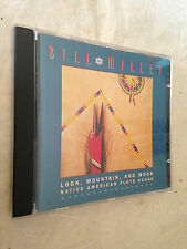 BILL MILLER CD LOON, MOUNTAIN, AND MOON VCD 79567-2 1991 ROCK