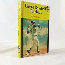 Great Baseball Pitchers, Jim Brosnan, 1965,  - Little League Library #3