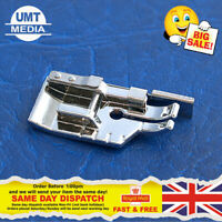 """1/4"""" (Quarter Inch) Quilting Sewing Machine Presser Foot with Edge Guide"""
