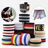Sew Stretchy Elastic Latex Wide Band 3.5/4/5cm Underwear Neckline Cuffs Hem Belt