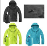 Men Women Waterproof Windproof Jacket Outdoor Bicycle Sport Rain Coat S-4XL US