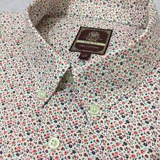 NEXT Cotton Button Cuff Formal Shirts for Men