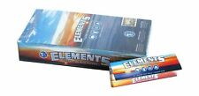 Elements 1.25 1 1/4 Size Ultra Thin Rice Rolling Paper With Magnetic Closure
