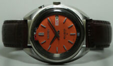 Vintage Seiko Bellmatic Alarm Automatic Day Date Used Wrist Watch S846 Antique