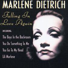 MARLENE DIETRICH - FALLING IN LOVE AGAIN [PRISM LEISURE]