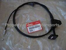 OEM Honda 2001-2005 Civic EX LX DX 2dr or 4dr Hood Release Cable Pull Tab Lever